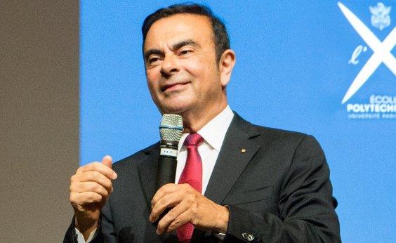[Carlos Ghosn ficará preso no Japão até março de 2019]