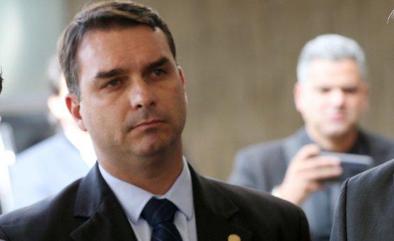 [Flavio Bolsonaro pediu para STF anular provas no caso do Coaf]