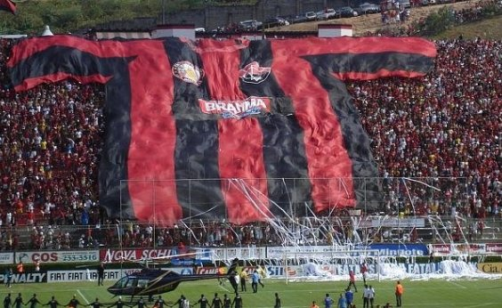 [Ingressos para estreia do Vitória no Barradão neste ano já estão à venda]