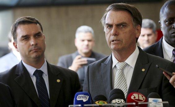 [Flávio Bolsonaro diz que MP cria 'atalho' e 'burla' regras ao apurar denúncias]
