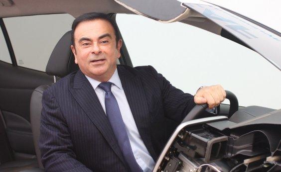 [Mitsubishi acusa Ghosn de receber 7,8 milhões de euros ilegalmente]