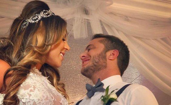 [Thammy Miranda e Andressa Ferreira se casam em cerimônia discreta]