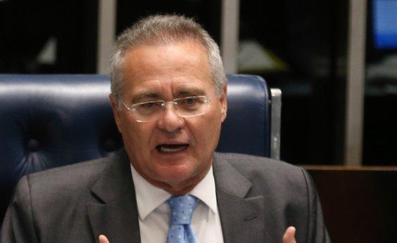 [Calheiros defende Flavio Bolsonaro após pedido de suspensão das investigações]