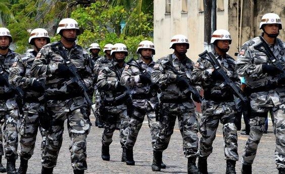 [ Militares baianos enviados ao Ceará retornam amanhã a Lauro de Freitas]