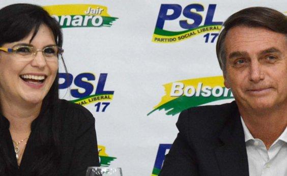 [Após novas provas, deputada federal defende Flávio Bolsonaro]