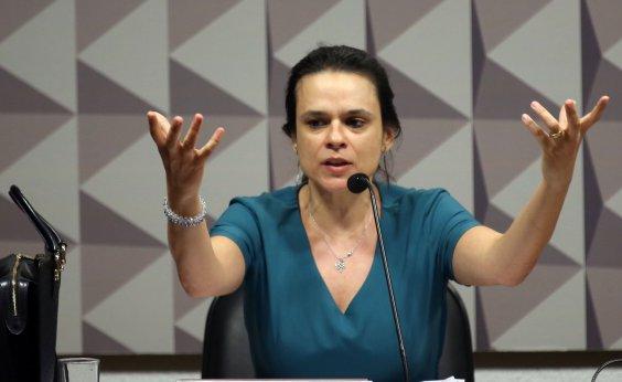 [Janaína Paschoal defende quebra de sigilo em caso envolvendo Flávio Bolsonaro]
