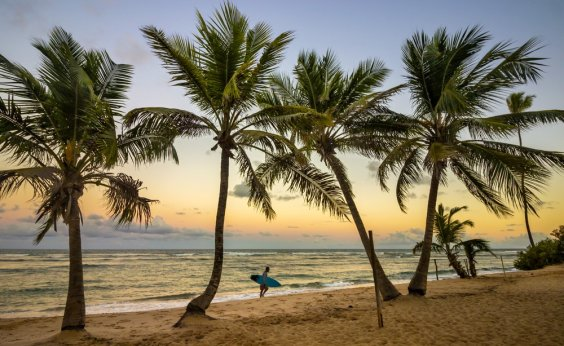 [Exposição 'Mar da Bahia', que traz imagens da relação dos baianos com a água salgada, está em cartaz em Salvador]