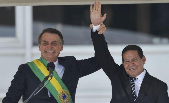 [Militares já ocupam 21 áreas do governo Bolsonaro]