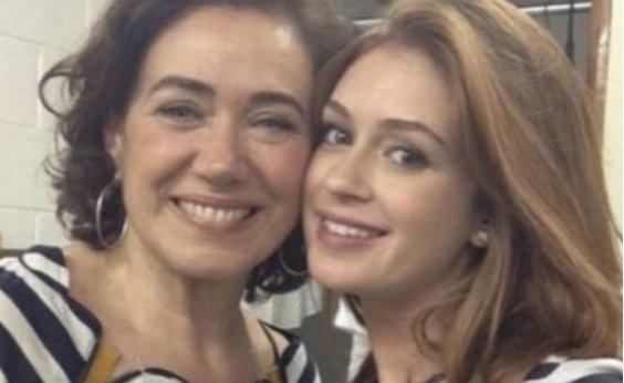 [Lilia Cabral se pronuncia após suposta briga com Marina Ruy Barbosa]