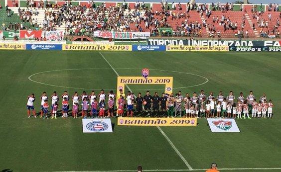 [Bahia estreia no Campeonato Baiano 2019 contra o Fluminense de Feira; acompanhe]