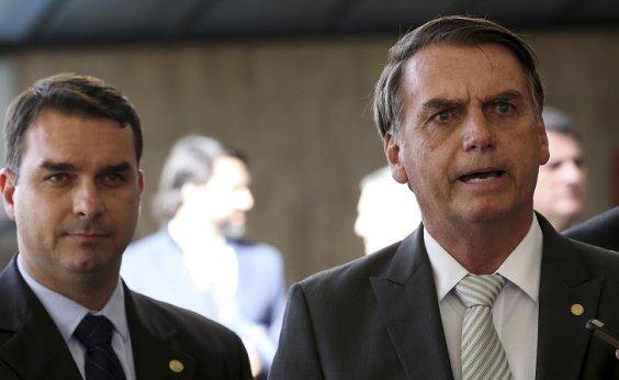 [Flávio Bolsonaro diz que depósitos são dinheiro recebido em venda de apartamento]