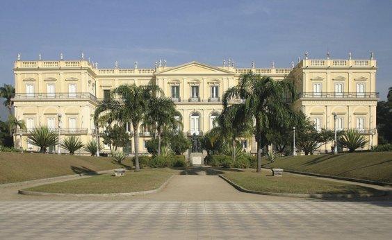[BNDES libera R$ 3,3 milhões para a reconstrução do Museu Nacional]