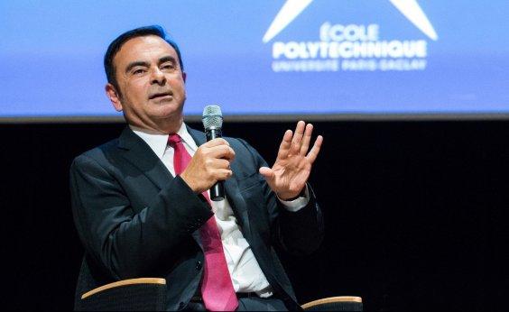 [Ghosn diz aceitar condições da Justiça para conseguir sair da prisão sob fiança]