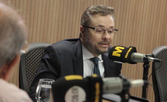 [Manoel Vitório nega conversas sobre privatização da Embasa]
