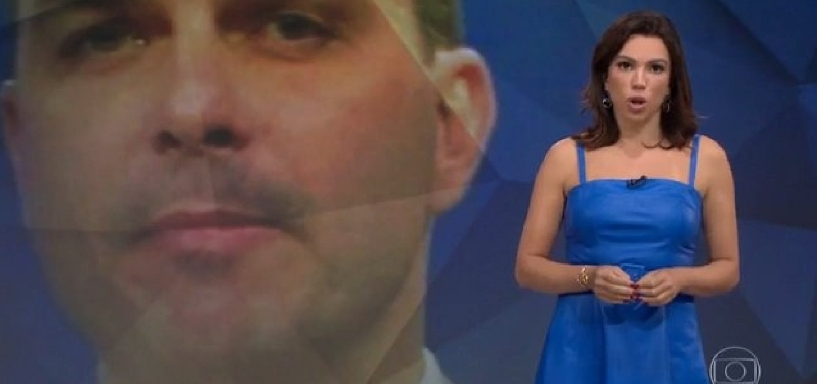 [Globo critica falta de perguntas a Flávio Bolsonaro em entrevista da Record; veja vídeo]