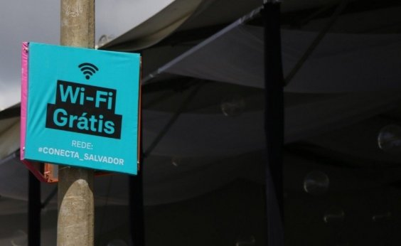[Salvador terá 14 pontos de wi-fi gratuito; veja lista]