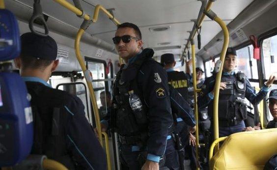 [Ceará entra no 20º dia seguido de ataques ]