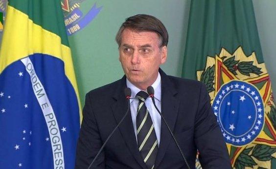 [Bolsonaro vai despachar de hospital após cirurgia]