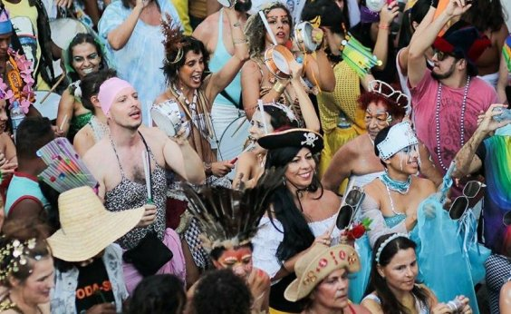 [Prefeitura vai intervir em maratona de festas no Santo Antônio Além do Carmo ]