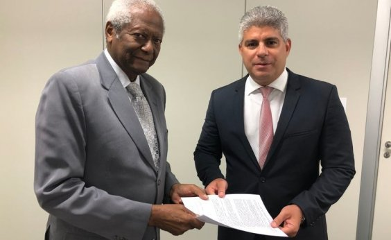 [Após discussão no Mojubá, reunião discute implantação da Delegacia de Crimes Raciais na Bahia]