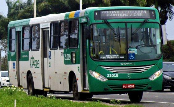 [Linhas de ônibus que trafegam pelo Rio Vermelho são modificadas após início de obras]