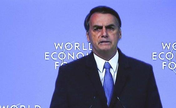 [Bolsonaro discursa em Davos e prega política externa sem 'viés ideológico']