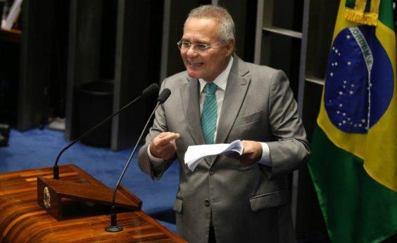 [No Senado, Renan quer ser o candidato 'anti-Moro', diz coluna]