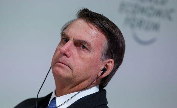 [Bolsonaro discute economia, Venezuela e Battisti em Davos]