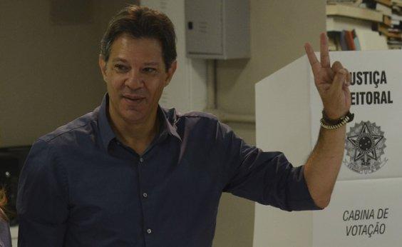 [Ligação da família Bolsonaro com as milícias é antiga, afirma Haddad]
