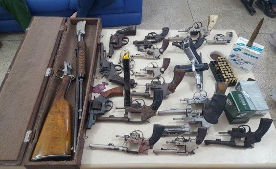 [Em quatro anos, registro de armas por pessoas físicas aumenta em 17 estados]