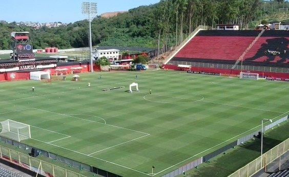 [Seleção brasileira vai treinar no Barradão durante a Copa América]