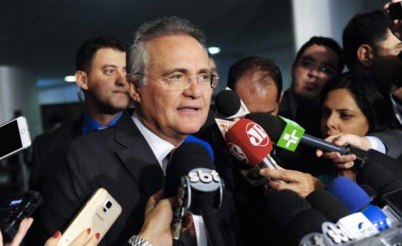 [Cúpula do MDB se move contra Renan, que diz ter 10 dos 13 votos na sigla]