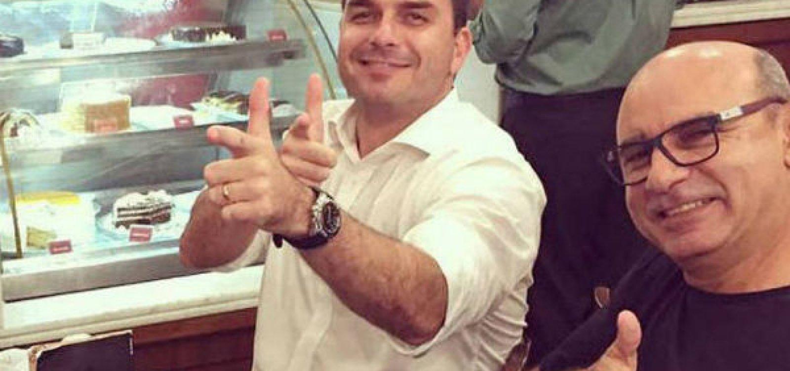 [MP do Rio recebeu imagens de caixa onde Queiroz fez transações suspeitas]