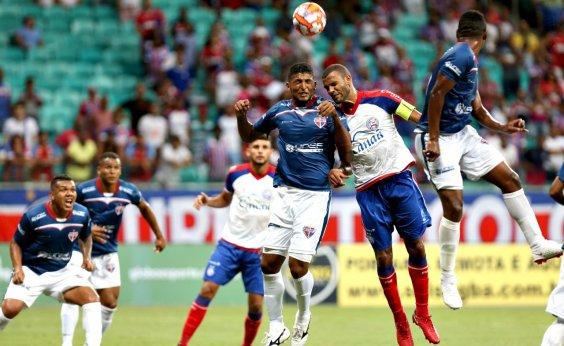 907ac39af7 Bahia toma 2 a 0 do Bahia de Feira e sofre primeira derrota na temporada
