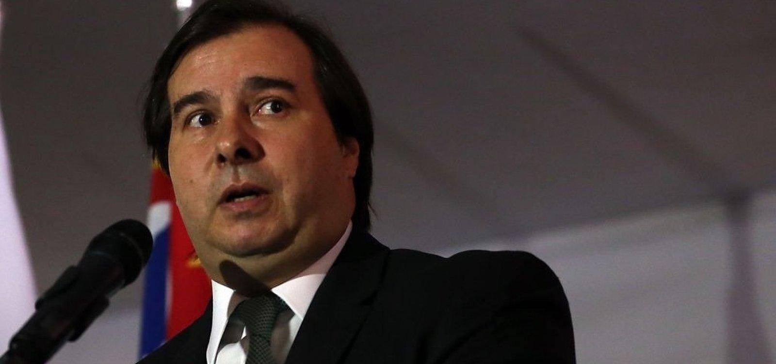 [Rodrigo Maia é reeleito presidente da Câmara dos Deputados]
