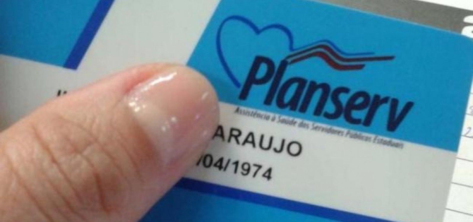 [Médicos paralisam atendimento ao Planserv em toda a Bahia]