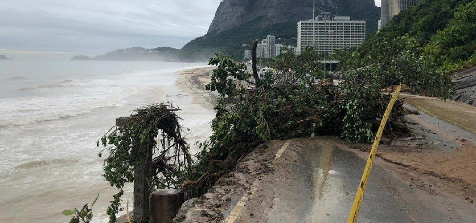 [Prefeitura do Rio reduziu em 77% as despesas com controle de enchentes nos últimos 5 anos]