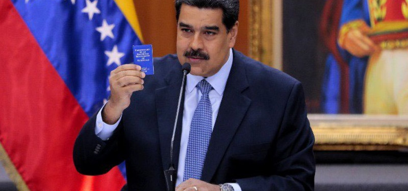 ['Os próximos dias definirão o futuro entre guerra e paz', diz Maduro em carta aos EUA]