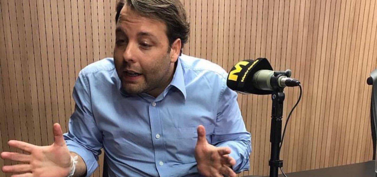 [Presidente do Conselho do Vitória rejeita AGE e renuncia ao cargo]