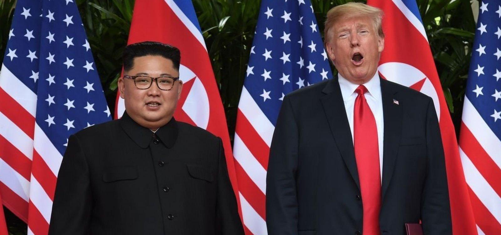 [EUA e Coreia do Norte voltam a conversar no dia 17, diz governo sul-coreano]