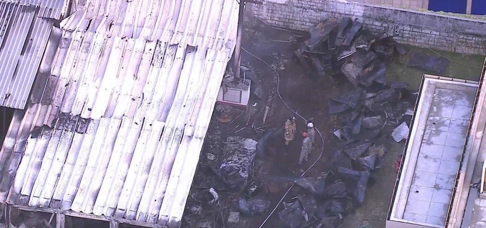 [Duas últimas vítimas do incêndio no CT do Flamengo são identificadas]