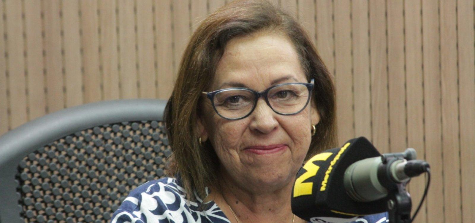 ['Paulo Guedes é mais importante do que o próprio presidente', afirma Lídice da Mata]