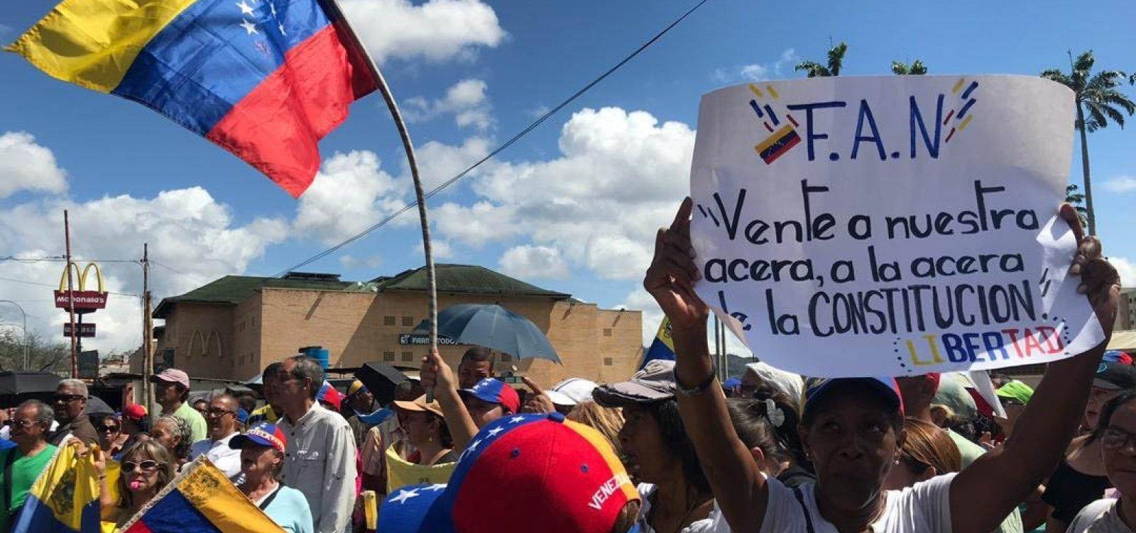 [EUA propõem à ONU projeto de resolução por eleições na Venezuela]