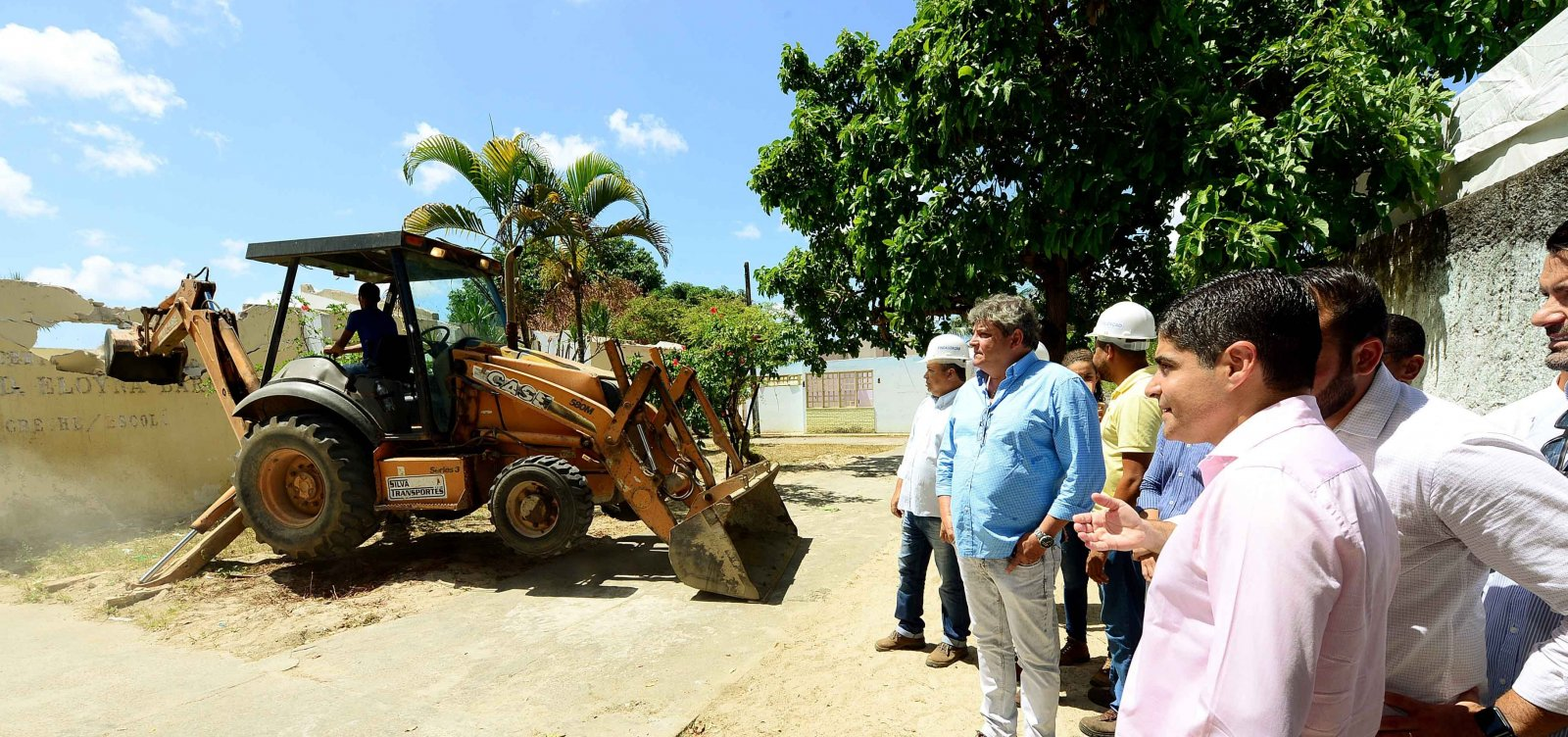 [Escola municipal será reconstruída e vai oferecer 770 vagas para estudantes]