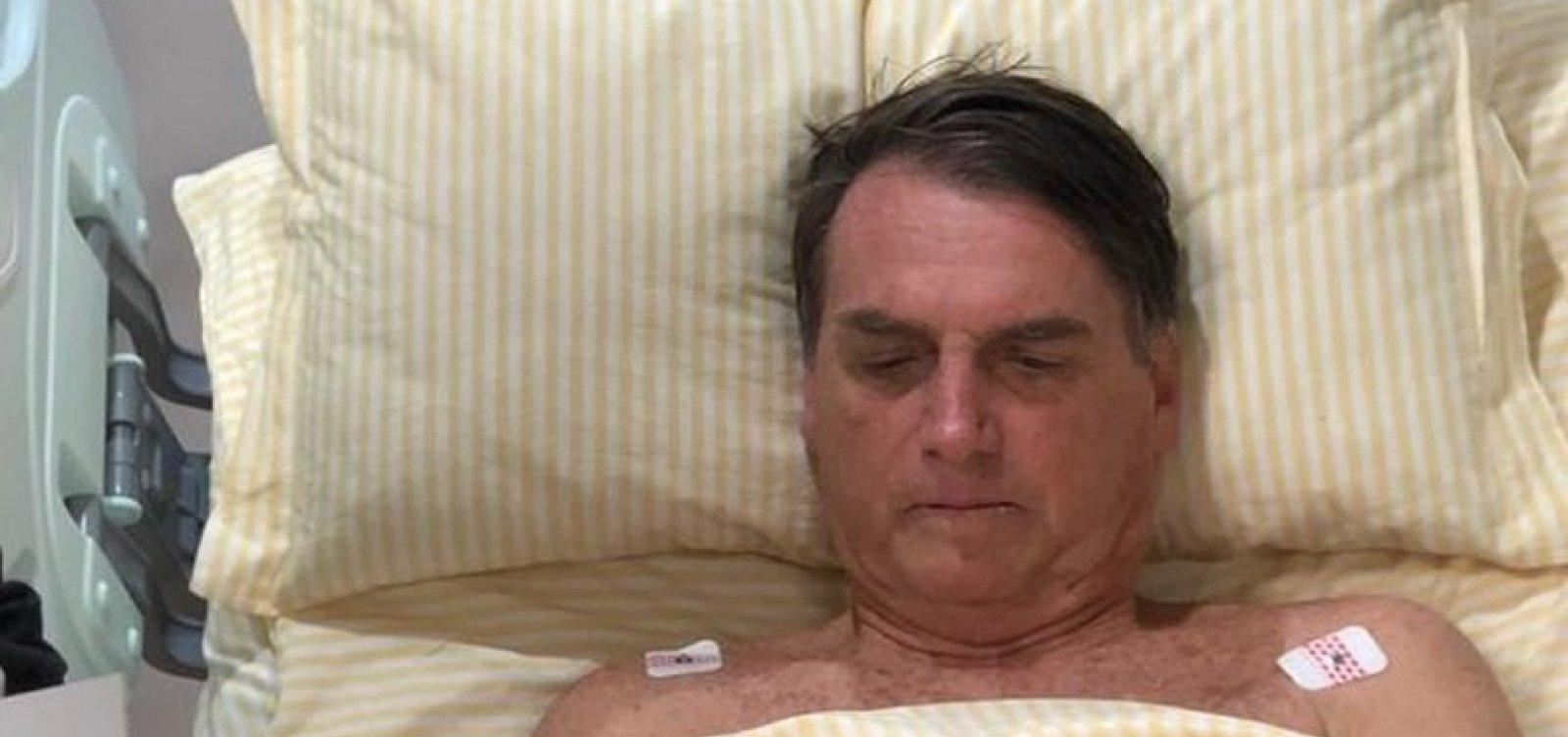 [Bolsonaro deixa Unidade de Terapia Semi-Intensiva e vai para quarto, diz hospital]