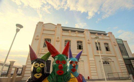 [Casa do Carnaval terá entrada gratuita nessa quarta]