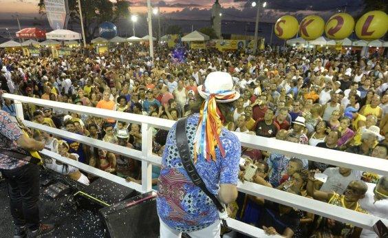 [Prefeitura estima que Carnaval vai movimentar R$ 1,8 bi na economia de Salvador]
