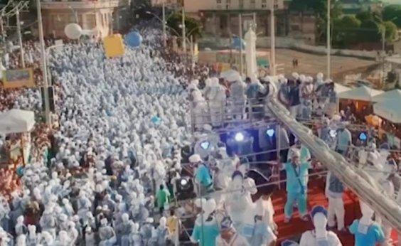 [Na voz de Gerônimo, Governo da Bahia lança campanha do carnaval; veja vídeo]