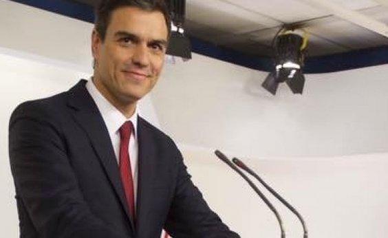 [Sánchez convoca eleições antecipadas na Espanha para 28 de abril]