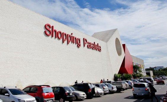 [Com Shopping Paralela caindo aos pedaços, Unime inicia aulas na próxima segunda]